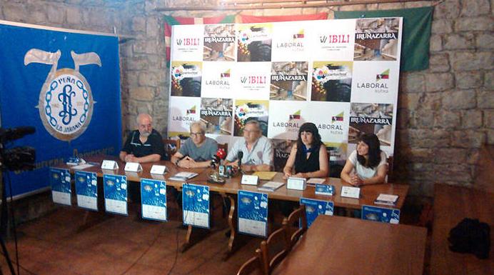 El colectivo 'Sanfermines 78 Gogoan', premio bombo de La Jarana 2015