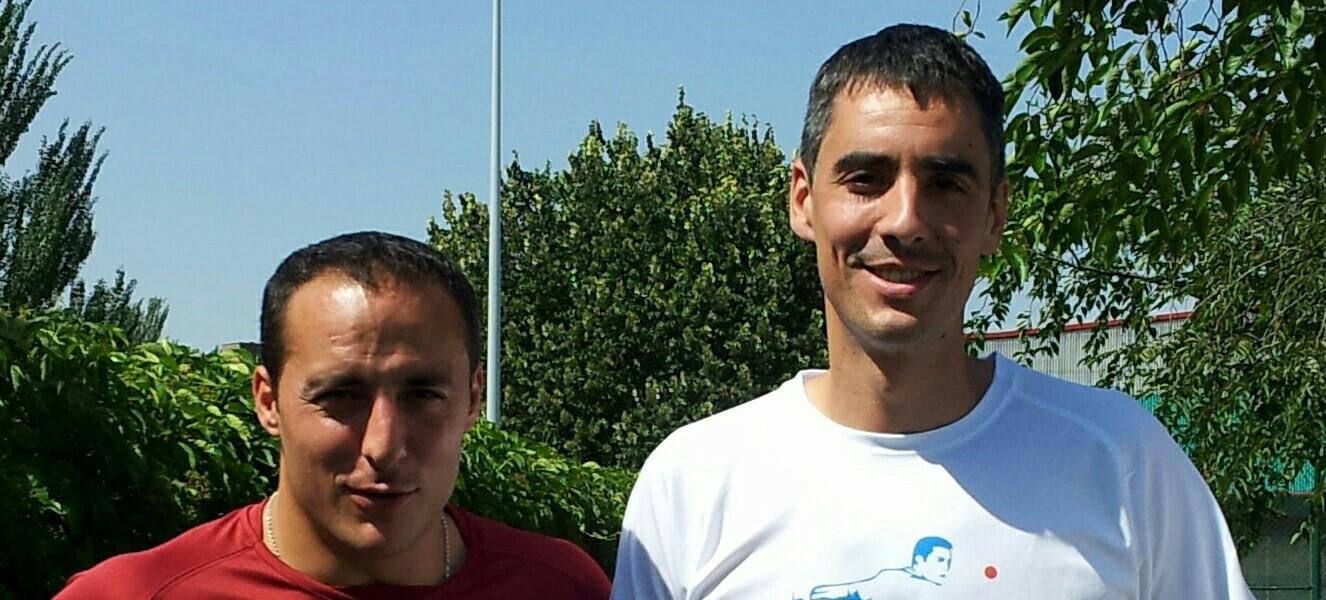 El 3 de julio con dos grandes deportistas navarros