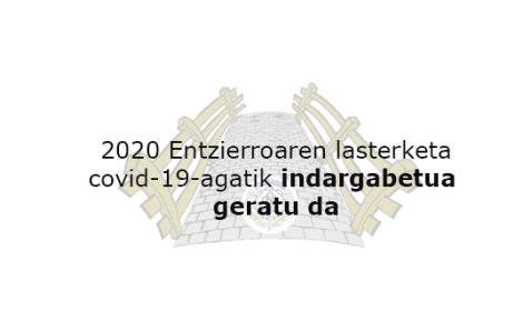 2020 Entzierroaren lasterketa